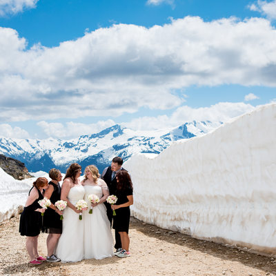 Best Wedding Photos in Whistler
