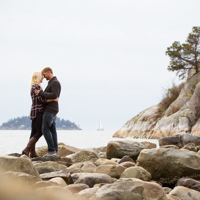 Vancouver Engagement Photographer
