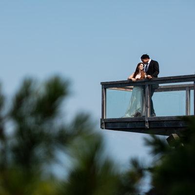 Sea to Sky Gondola Wedding Photos