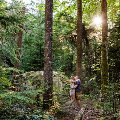 Squamish Engagement Photographer