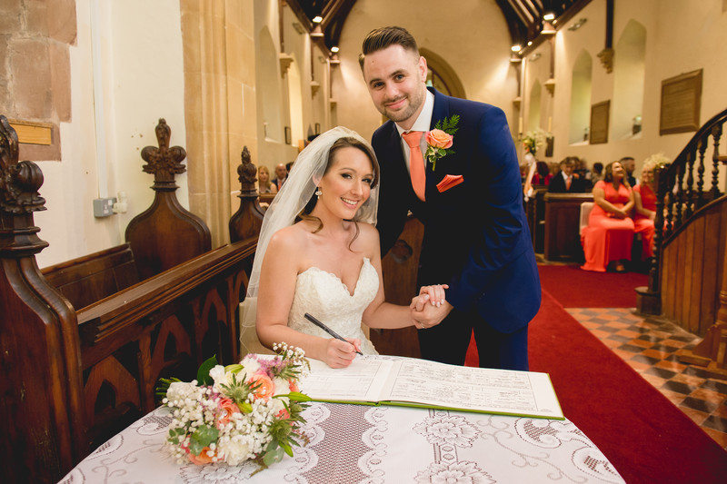 Birtsmorton Church Weddings