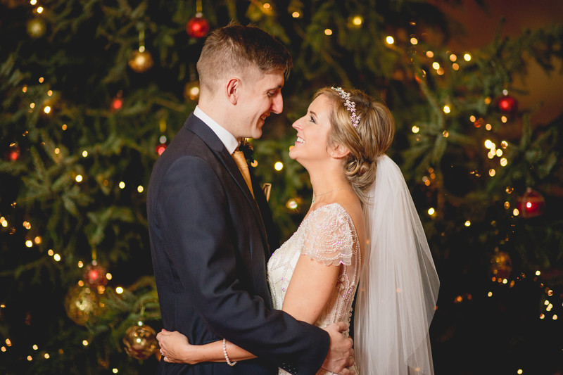 Stanbrook Abbey Christmas Weddings