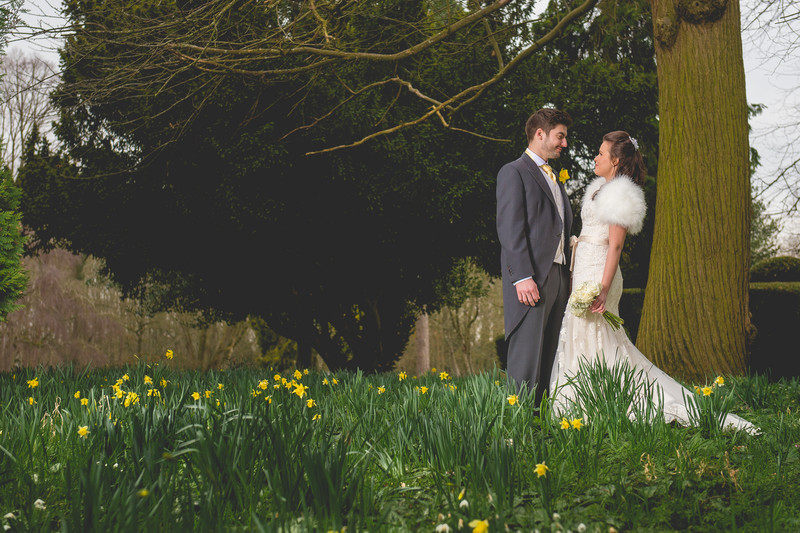 Spring Weddings Worcestershire