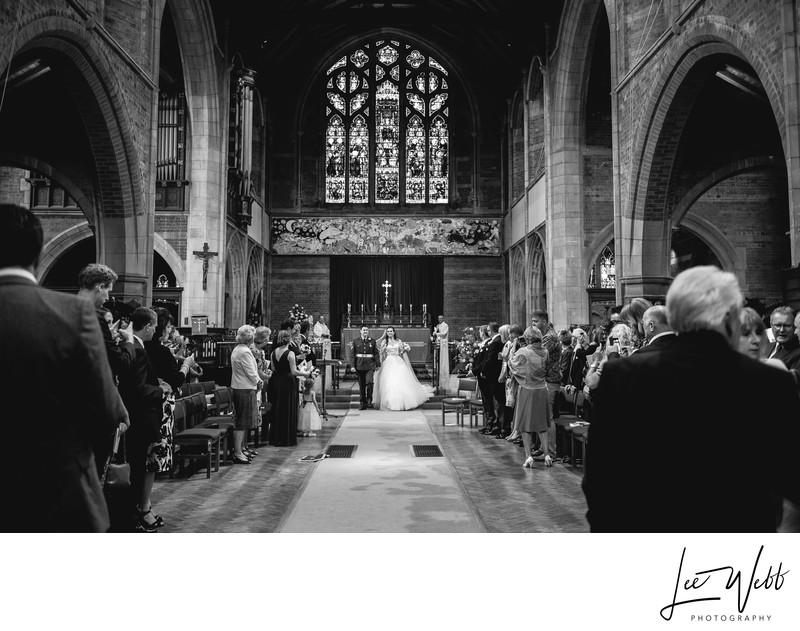 Worcester Church Weddings