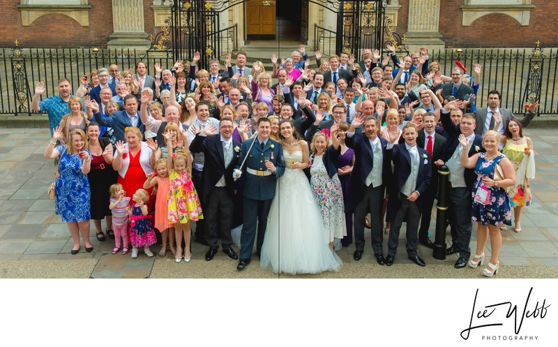 Worcestershire Wedding Photography Album Pages 37 & 38