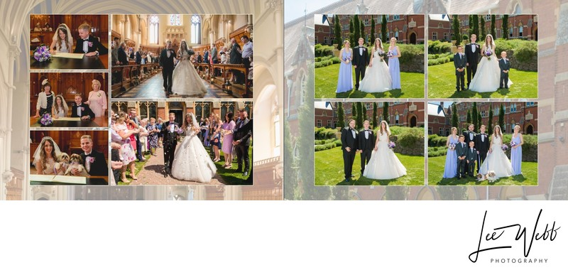 Stanbrook Abbey Wedding Album (10)
