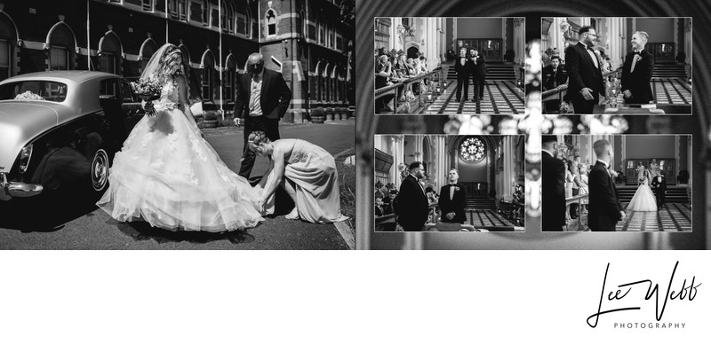 Stanbrook Abbey Wedding Album (8)