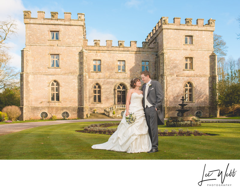 Clearwell Castle weddings