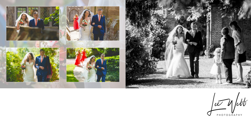 Birtsmorton Court wedding album 9 & 10