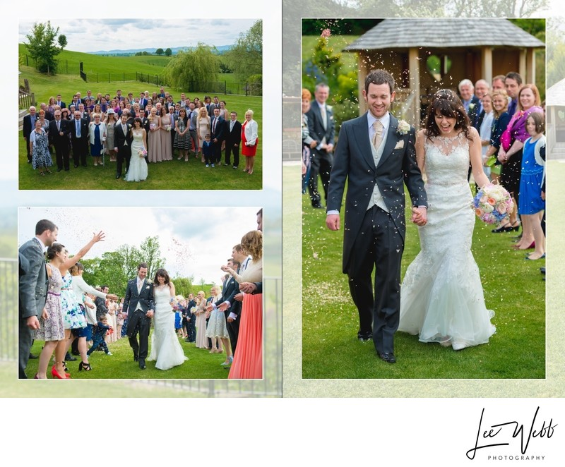 Deer Park Hall Wedding Album
