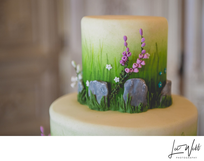 Worcestershire Wedding Cakes