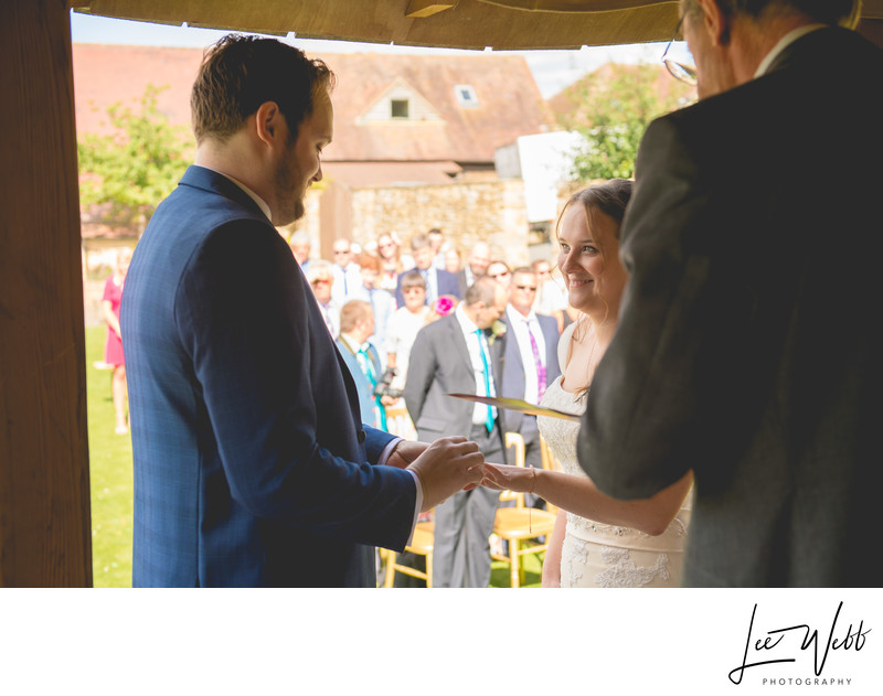 Worcestershire Outdoor Wedding