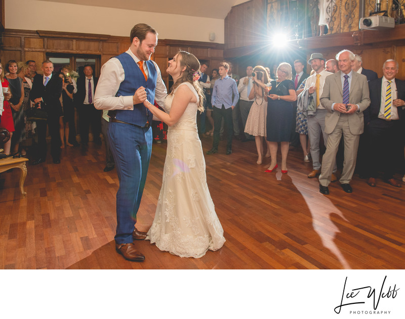 First Dance Deer Park Hall Worcester