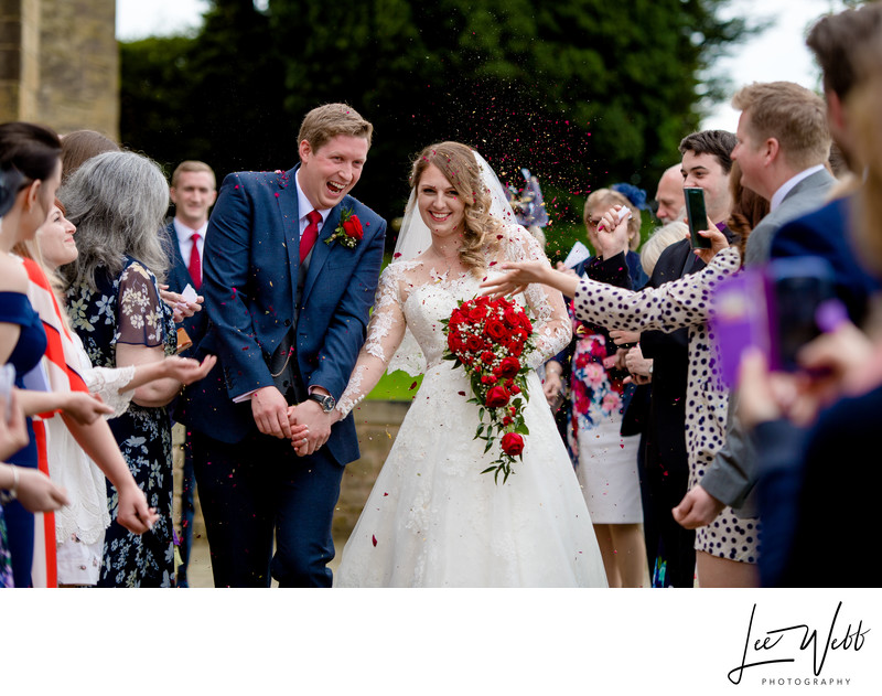 Confetti Worcestershire Church Weddings