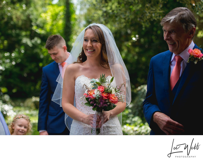 Bride Birtsmorton Court Weddings Worcestershire