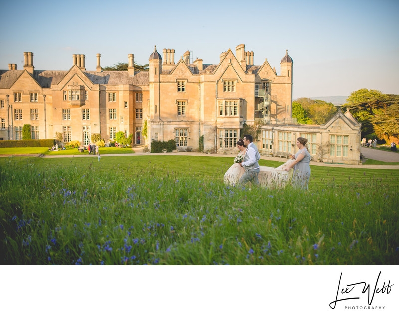 Best Dumbleton Hall Wedding Photographer