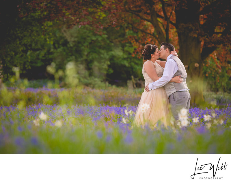 Dumbleton Hall Wedding Photographs