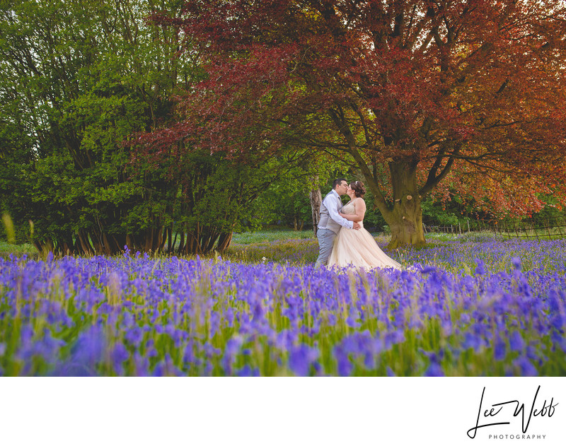 Wedding Photographs at Dumbleton Hall
