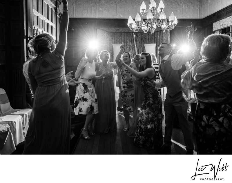 Wedding Photos Dumbleton Hall