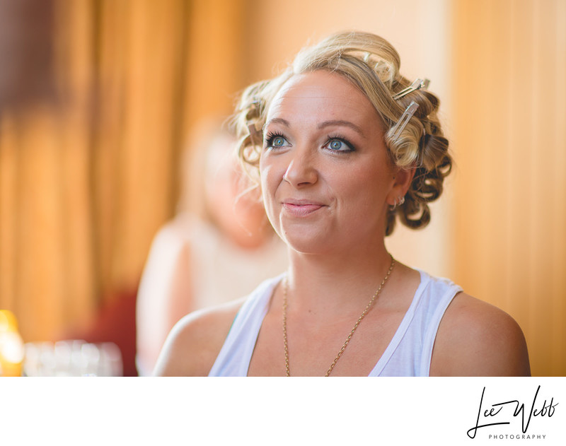 Wedding Day Makeup Worcestershire