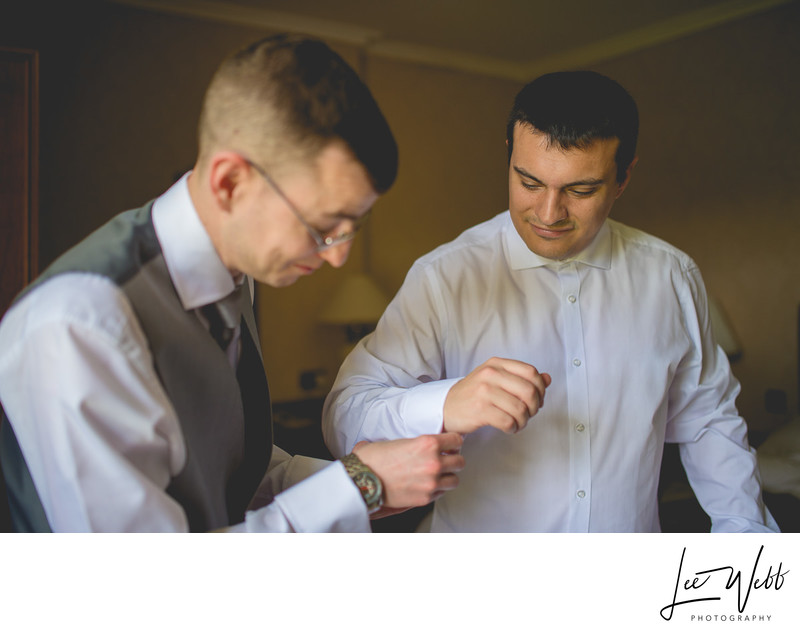 Candid Wedding Photography Dumbleton Hall