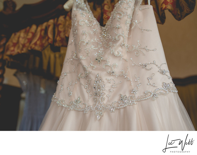 Wedding Gown Dumbleton Hall