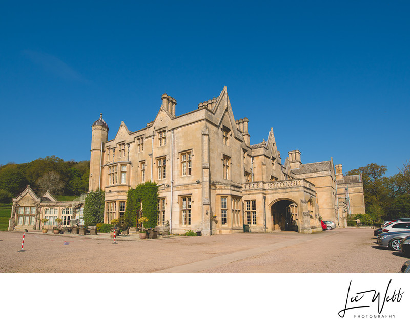 Dumbleton Hall Wedding Venue Worcestershire 5