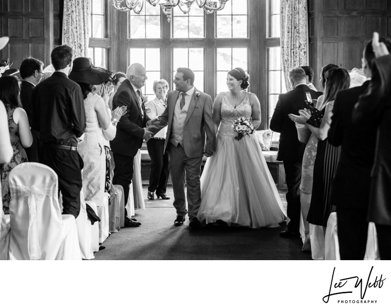 Wedding Receptions Dumbleton Hall