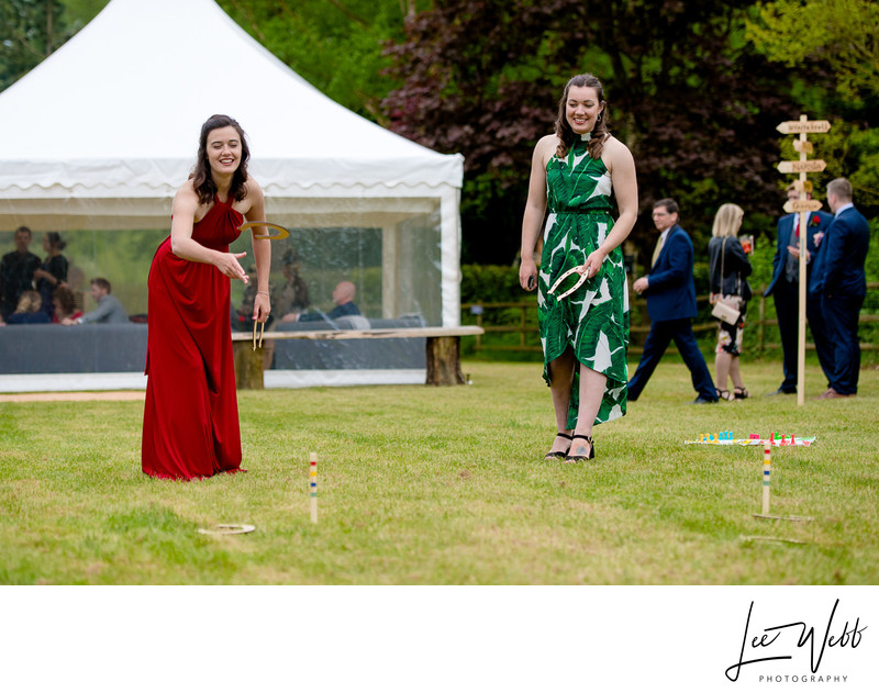 Wedding Day Games Worcestershire