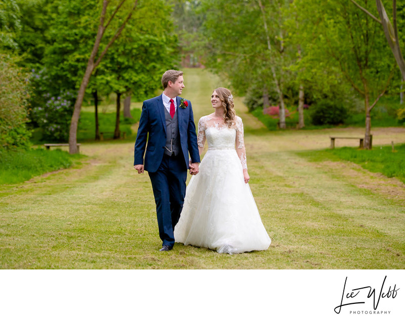 Bodenham Arboretum Wedding Photographs
