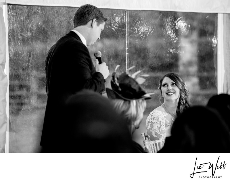 Wedding Speeches Bodenham Arboretum