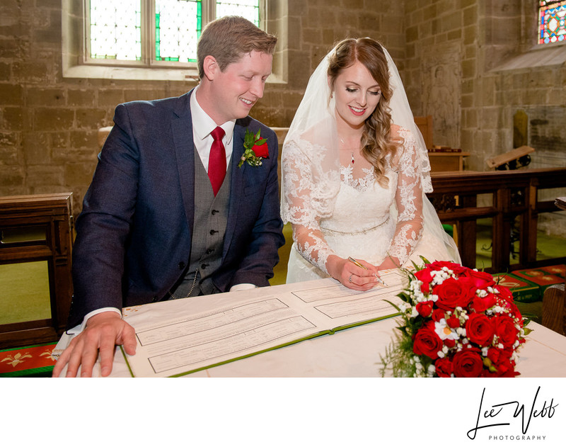 Kidderminster Church Weddings