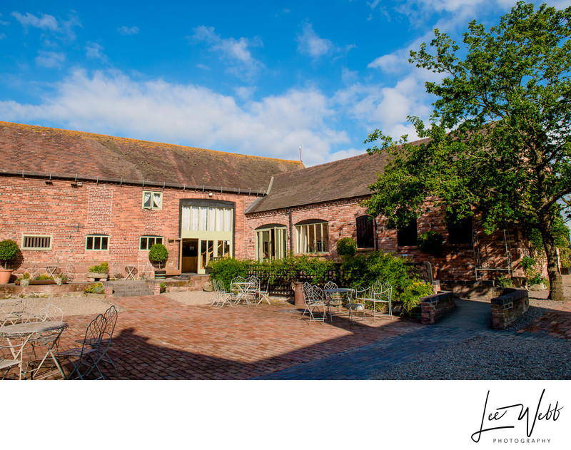 Curradine Barns Wedding Venue Worcestershire