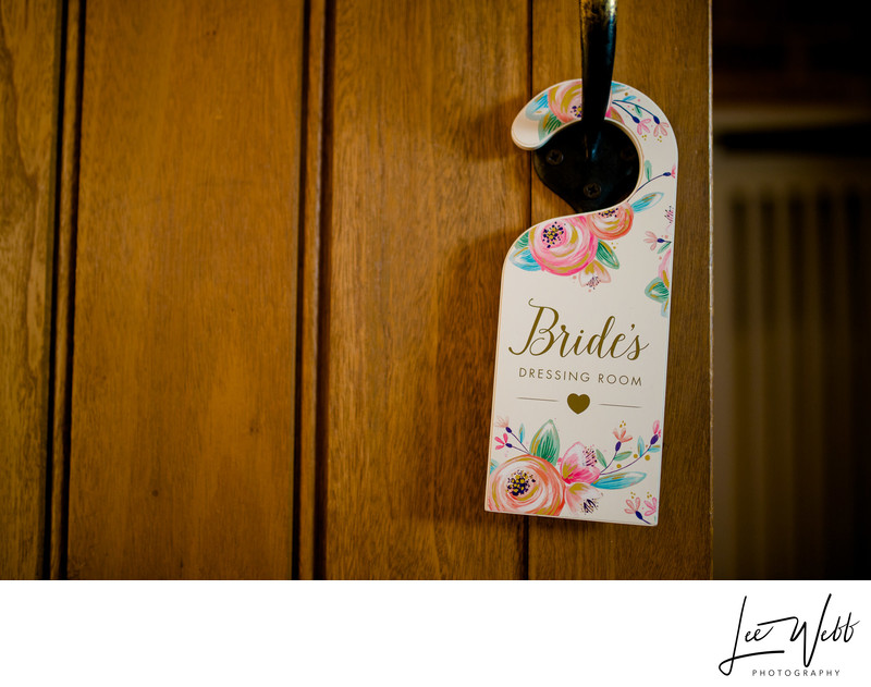 Brides Dressing Room Curradine Barns Worcestershire