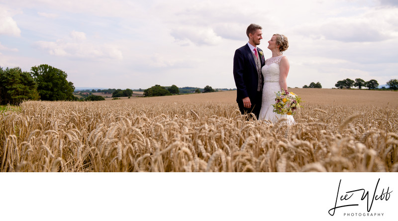 Fields Curradine Barns Wedding Venue Worcestershire