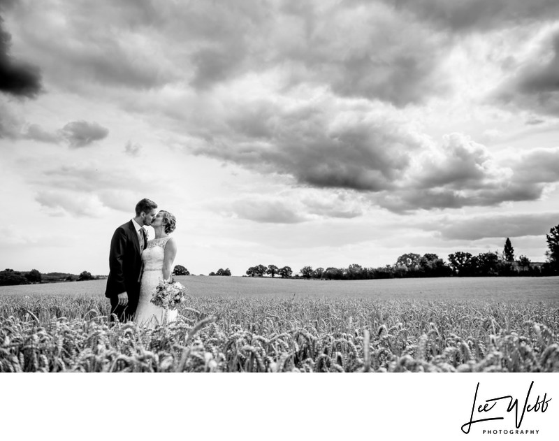 Curradine Barns Wedding Photographer Worcestershire