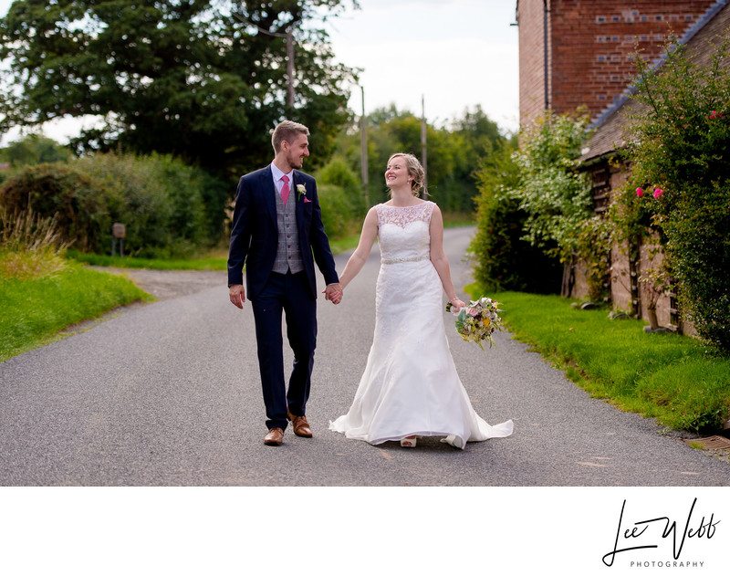Curradine Barns Worcestershire Wedding Photographs
