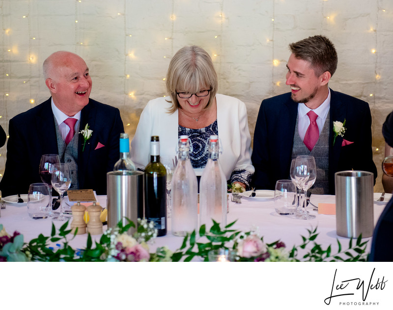 Speech Curradine Barns Wedding Venue Worcestershire