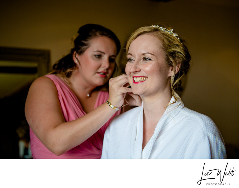 Make Up Curradine Barns Wedding Photography