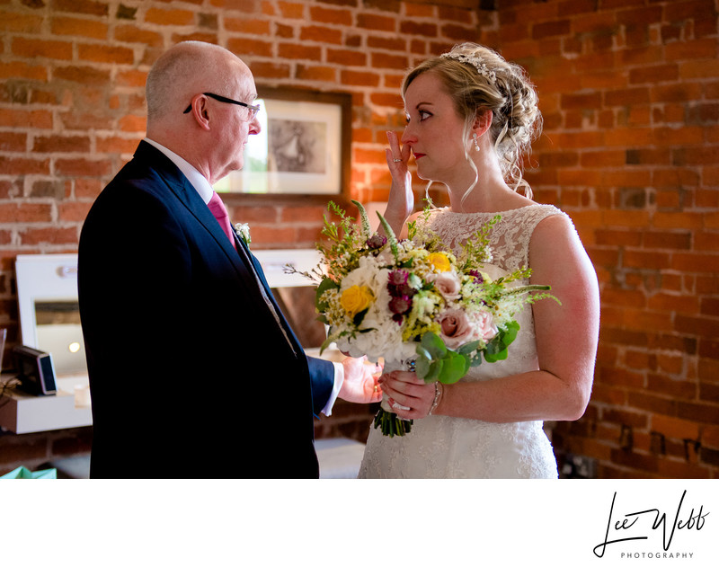 Reportage Wedding Photographer Curradine Barns