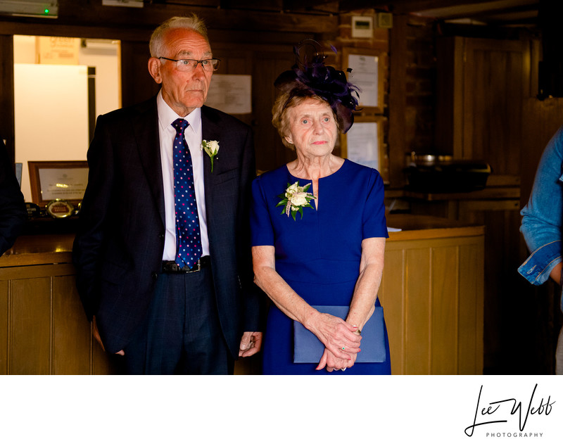 Grandparents Curradine Barns Wedding Photography