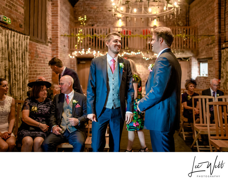 Curradine Barns Wedding Photography Service