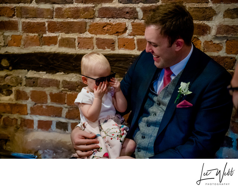 Cool baby Curradine Barns Wedding Venue Worcestershire