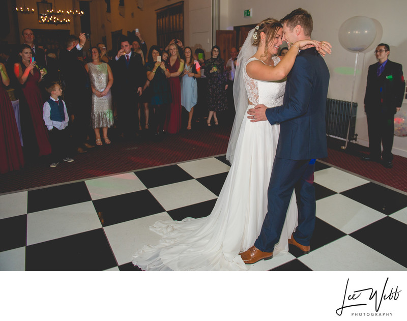 Stanbrook Abbey Wedding Photography First Dance