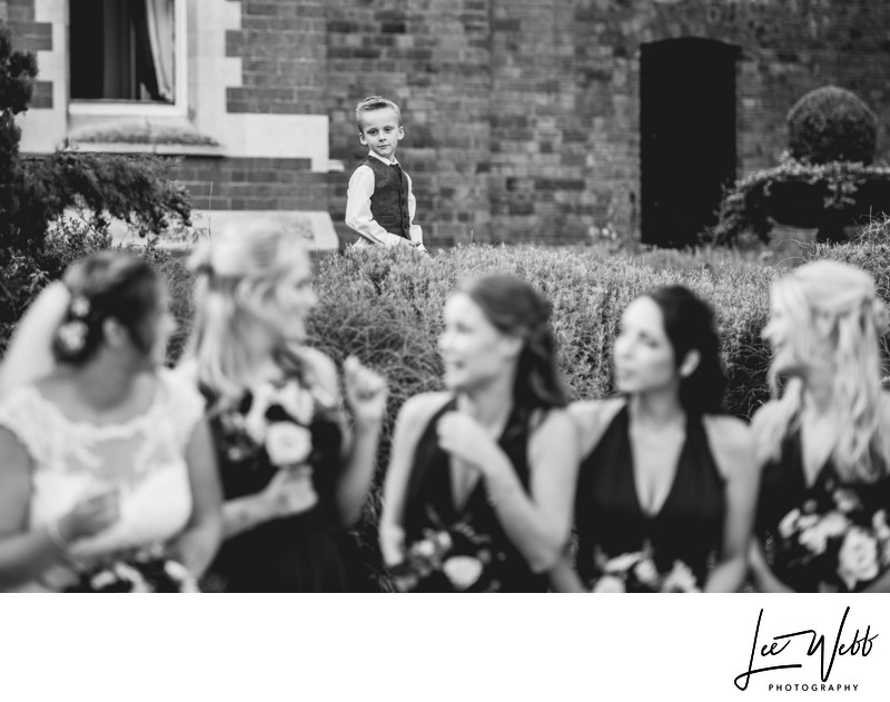 Candid Stanbrook Abbey Wedding Photographers