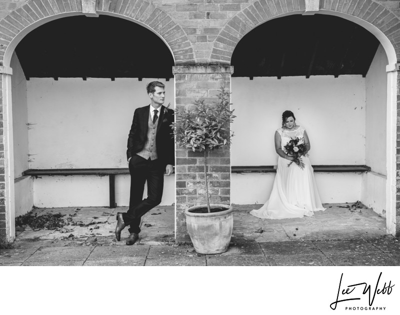 Fun Stanbrook Abbey Wedding Photography Worcestershire