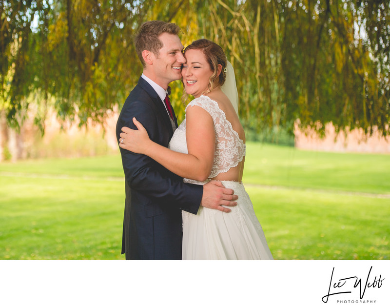 Recommended Stanbrook Abbey Wedding Photographer