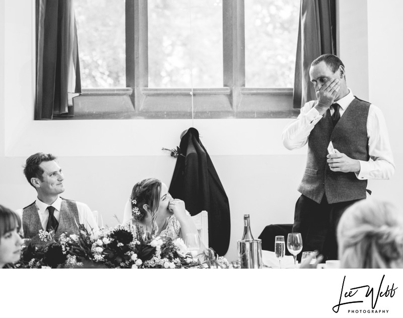 Documentary Wedding Photography Stanbrook Abbey