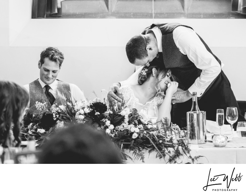 Stanbrook Abbey Candid Wedding Photography