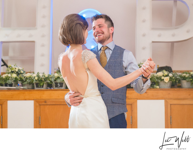 Bride and Groom First Dance Kidderminster Photography